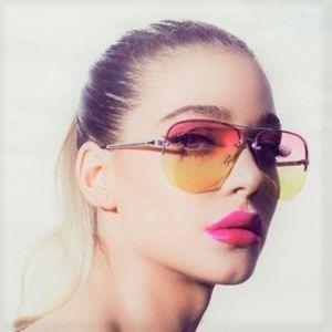 Quay Muse Fade Sunglasses